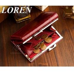 """Odinė piniginė """"Loren-16"""""""