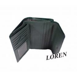 """Odinė piniginė """"Loren-74507rs"""""""