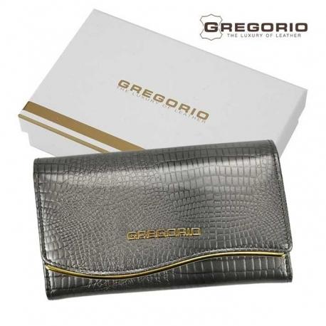 Moteriška odinė piniginė  GREGORIO SLF112-1