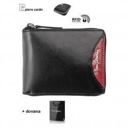 Vyriška piniginė GVIDAS-3 + dovanų maišelis